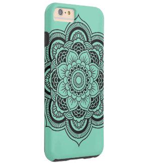 """Mandala Phone Case"" Tough iPhone 6 Plus Case"