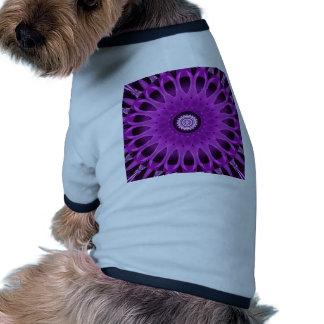 Mandala pink and purple created by Tutti Dog Clothing