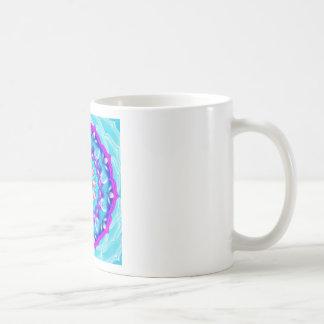 Mandala Pink Lotus Coffee Mug