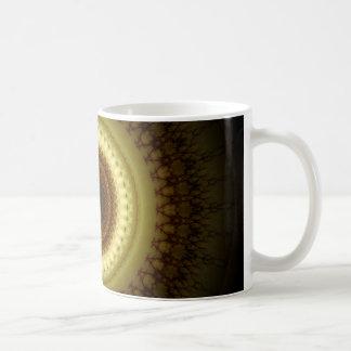 Mandala Place of silence created by Tutti Coffee Mug