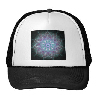 Mandala potente de la alta energía gorras