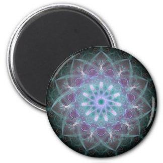 Mandala potente de la alta energía iman para frigorífico