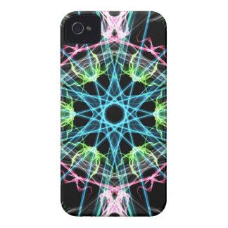 Mandala psicodelica.png Case-Mate iPhone 4 case