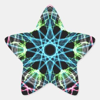 Mandala psicodelica.png star sticker