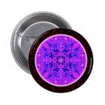 Mandala púrpura pins