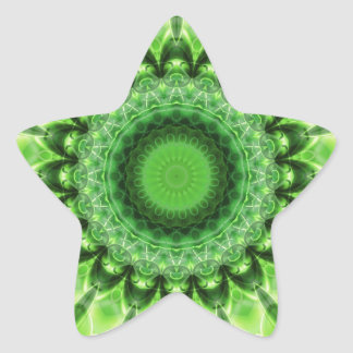 Mandala Respect no. 1 create by Tutti Star Stickers