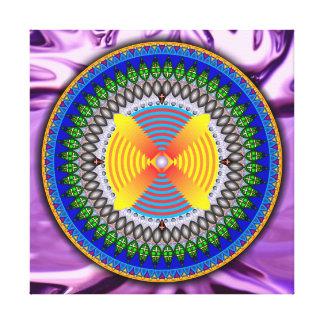 Mandala Sacrifício Impressão Em Tela Canvas