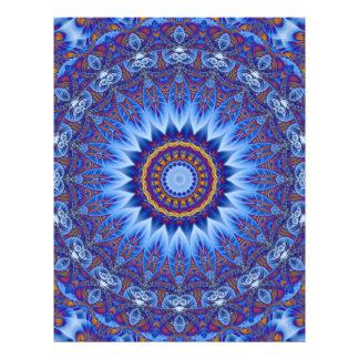 Mandala Sahasrara diseñado por Tutti Membrete