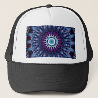 Mandala Satisfaction created by Tutti Trucker Hat
