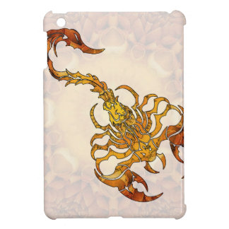 Mandala Scorpion 01 Cover For The iPad Mini