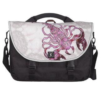 Mandala Scorpion 02 Laptop Messenger Bag