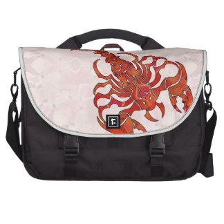 Mandala Scorpion 03 Computer Bag