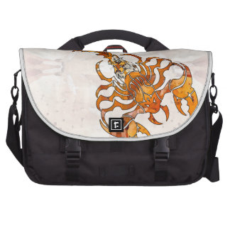 Mandala Scorpion 04 Computer Bag