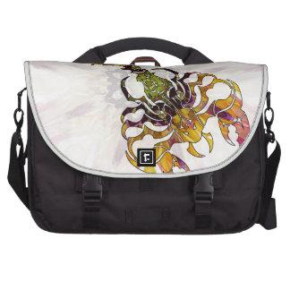 Mandala Scorpion 05 Computer Bag