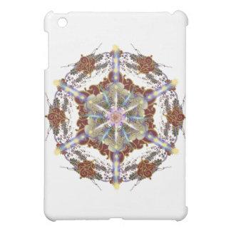 Mandala Seal of Sarah iPad Mini Covers