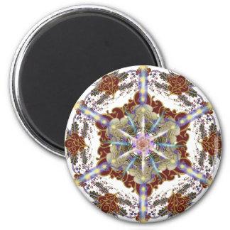 Mandala Seal of Sarah Magnet