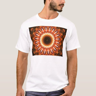 Mandala sensibel heat created by tutti T-Shirt