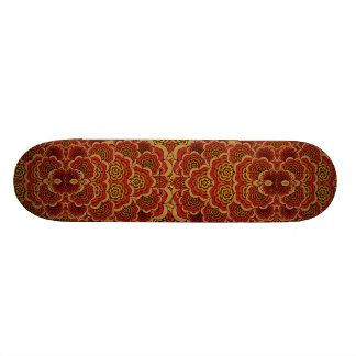 Mandala Skateborad Design Skateboard Deck