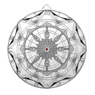 Mandala Style Dartboard