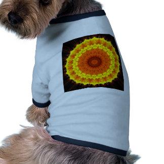 Mandala Style Doggie Shirt