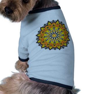 Mandala Style Pet Clothes