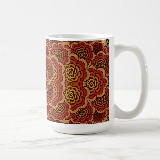 Mandala Style Mug
