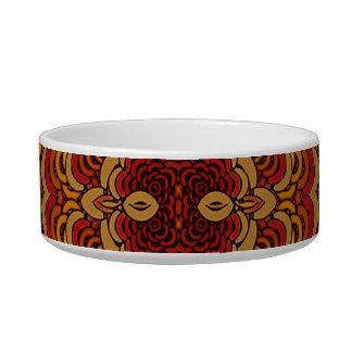 Mandala Style Pet Bowl