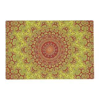 Mandala Style Placemat