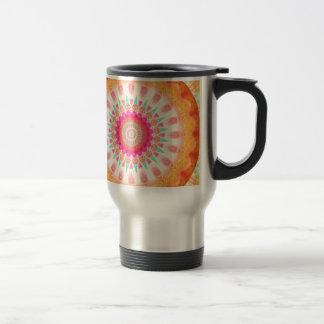 Mandala Swadhisthana designed by Tutti Travel Mug
