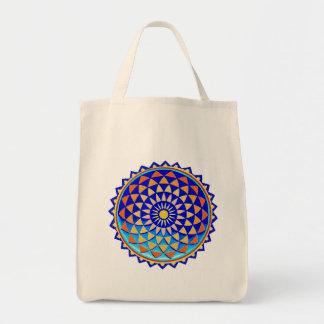Mandala Symbol of Perfection Canvas Bags