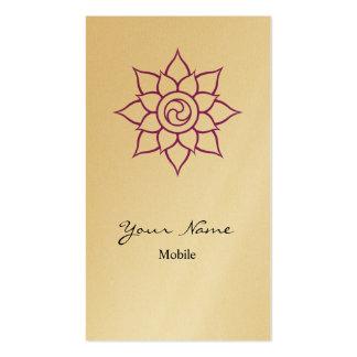 Mandala Tarjeta Personal