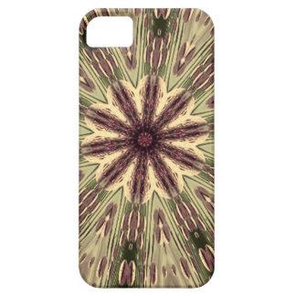Mandala tribal antigua de la memoria iPhone 5 funda