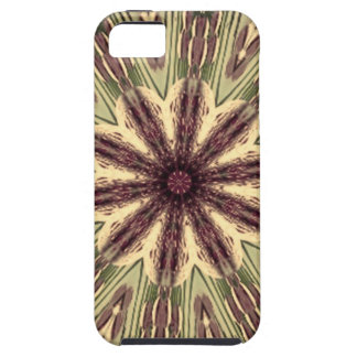 Mandala tribal antigua de la memoria iPhone 5 Case-Mate coberturas