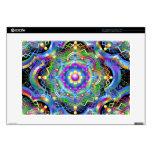 "Mandala Universe Colors 15"" Laptop Skin"