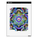 Mandala Universe Colors Decal For iPad 3
