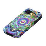 Mandala Universe Colors iPhone 4/4S Covers