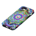Mandala Universe Colors iPhone 5 Cases