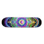 Mandala Universe Colors Skate Boards