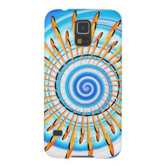 Mandala Waterwave Funda Para Galaxy S5