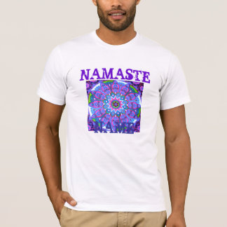 Mandala Yoga mens T-Shirt