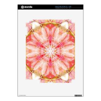Mandalas del perdón y del lanzamiento 10 calcomanía para el iPad 2