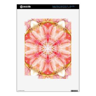 Mandalas del perdón y del lanzamiento 10 iPad 3 pegatina skin