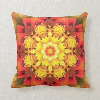 Mandalas for a New Earth, No. 10 Pillow