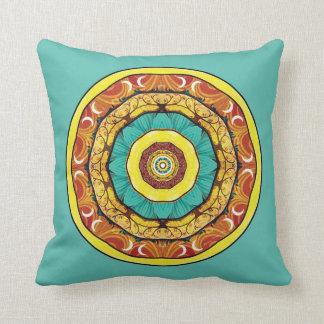 Mandalas for a New Earth, No. 11 Pillow