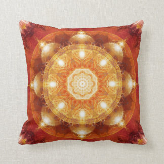 Mandalas for a New Earth, No. 8 Pillow