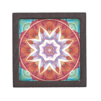 Mandalas for Times of Transition 15 Gifts Jewelry Box