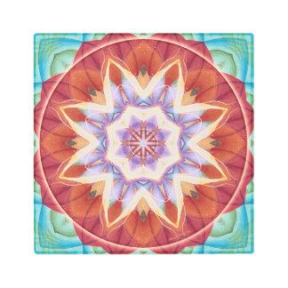 Mandalas for Times of Transition 15 Metal Wall Art