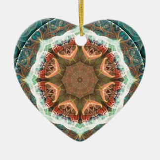 Mandalas for Times of Transition 16 Gifts Ceramic Ornament