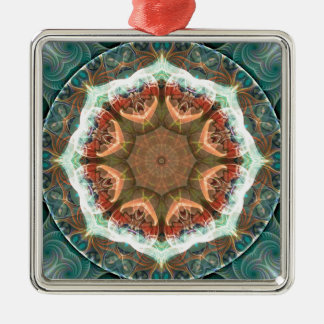 Mandalas for Times of Transition 16 Gifts Metal Ornament
