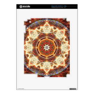 Mandalas for Times of Transition 19 Gifts Decal For iPad 2